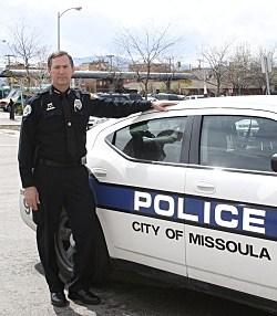Missoula Police Chief Mark Muir