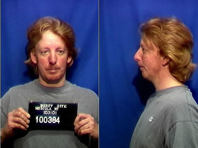 Accused Burglar Arrested