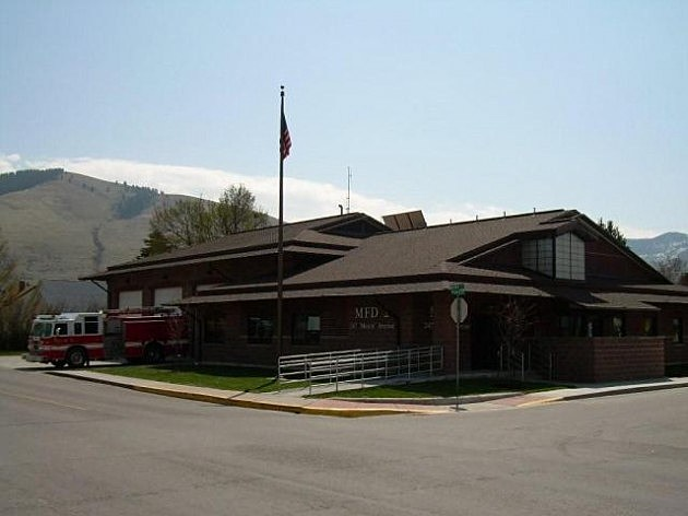 Missoula City Fire Station Two