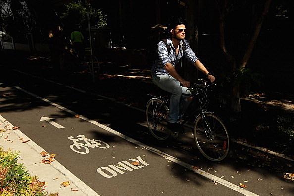 Missoula is bike-friendly
