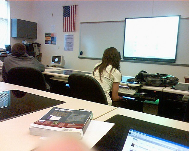 school room
