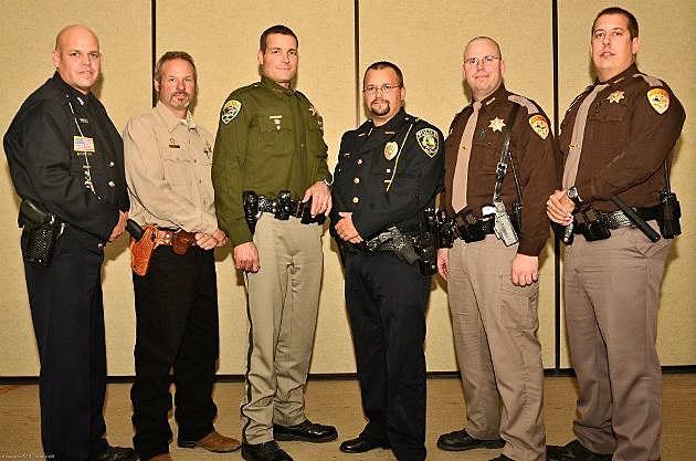 Law Enforcement banquet