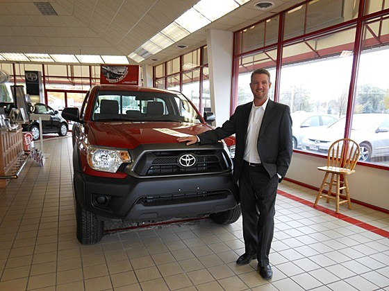 lithia obtains toyota franchise for missoula audio