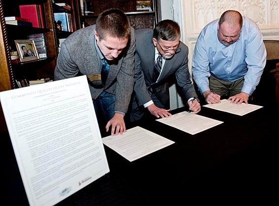 City-UM agreement