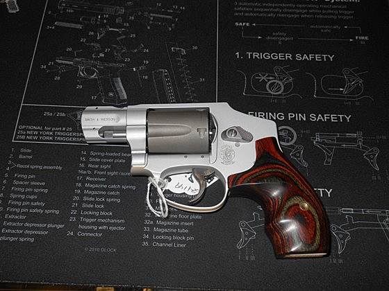Smith and Wesson 38
