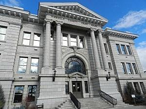 Missoula court house