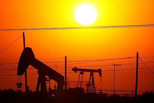 Bakken Oil Rig