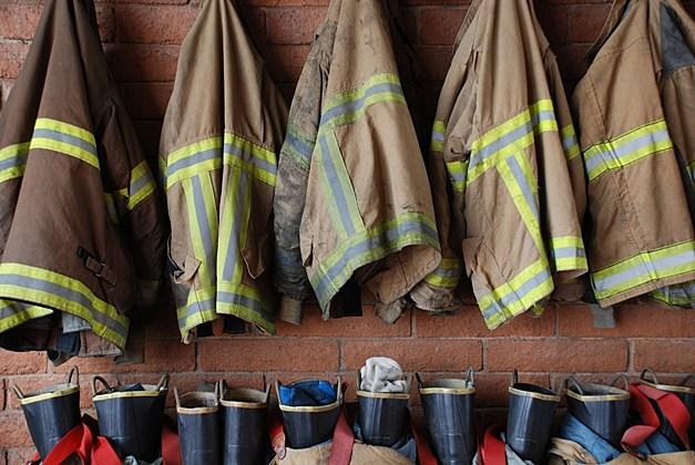 Fireman coats