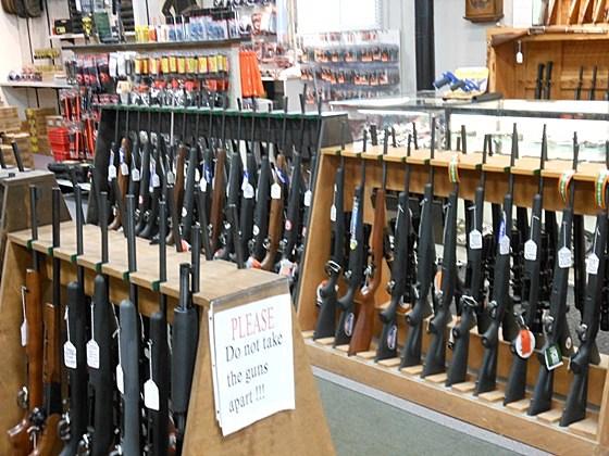 Gun Control legislation