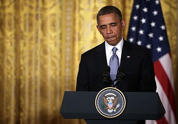 Impeachment Talk Swirls Around President Obama