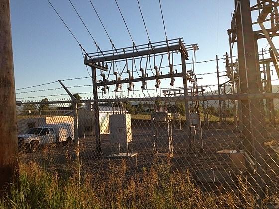 MIller Creek Substation