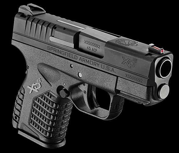 Springfield Armory .45 caliber handgun