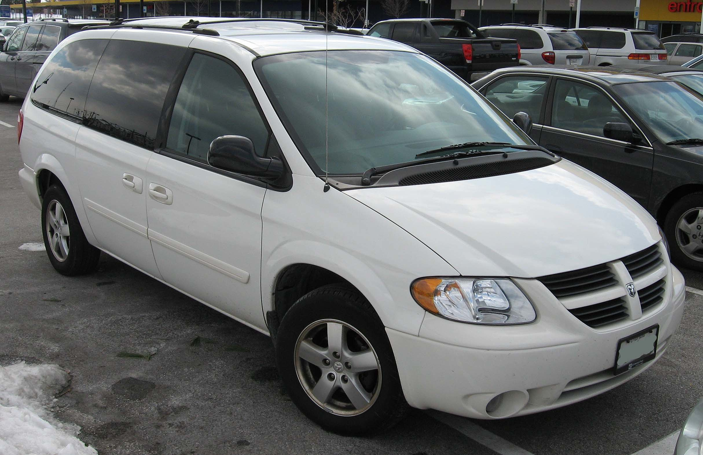 2005-2007 Dodge Grand Caravan