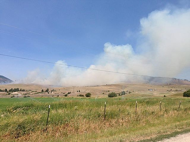 Frenchtown Fire