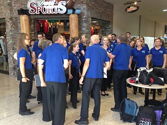 Hanover choir