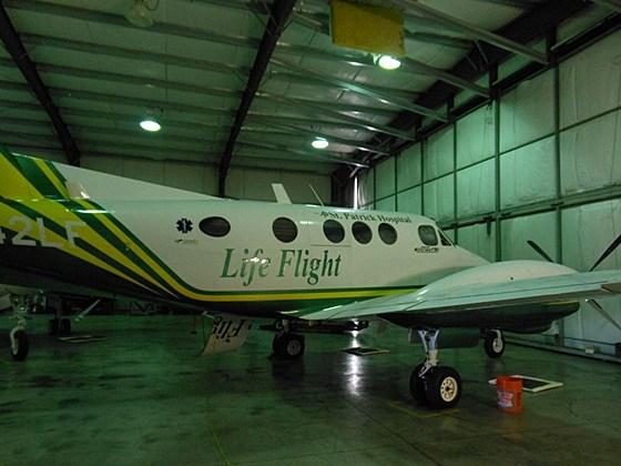Life Flight Fixed Wing