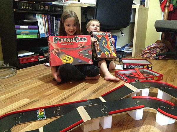 board games for 5 year olds to play
