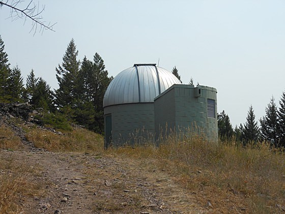 Blue Mountain Observatory