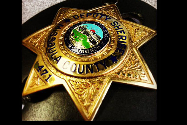 Missoula County Sheriff's Office Badge