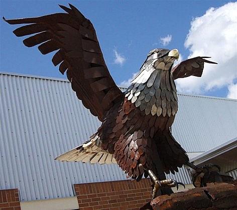 big sky eagle