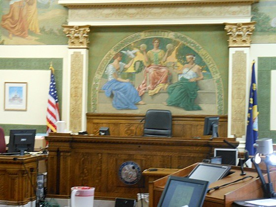 District Courtroom