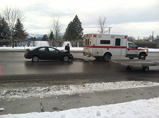 Ambulance Wreck