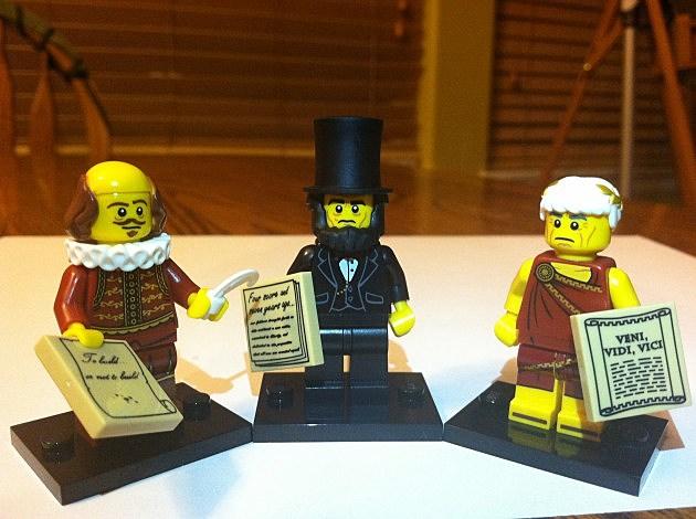 Legorators
