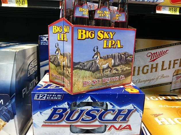 Big Sky vs. Busch