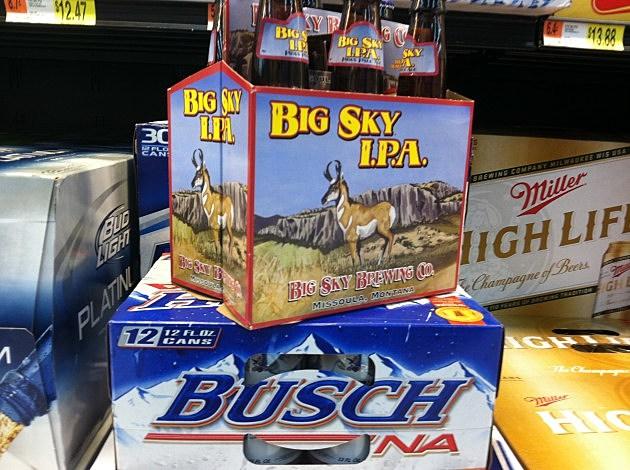 Big Sky vs. Busch