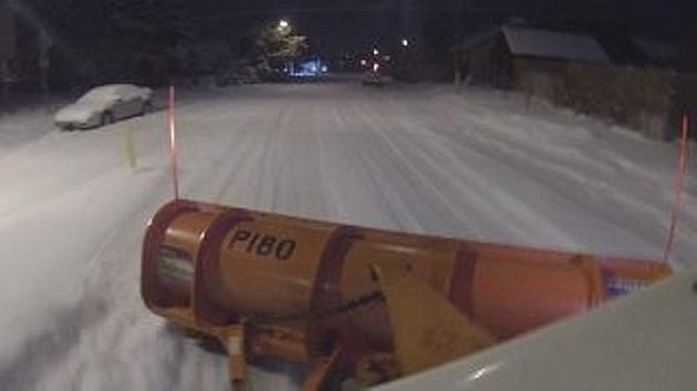 Missoula Snowplow