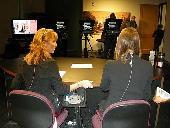 UM TV Newsroom