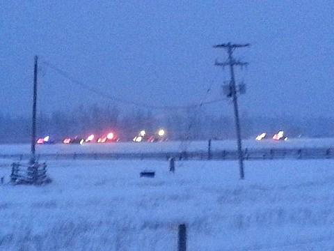 Highway 93 crash