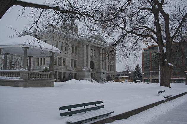 Missoula County Snow