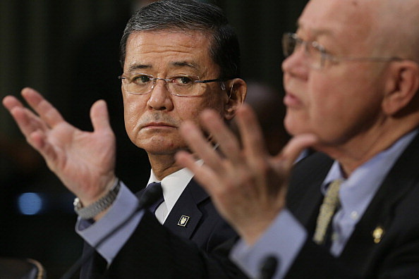VA Secretary Shinseki Testifies Before Senate On State Of VA Health Care
