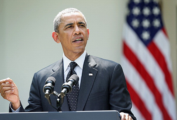 President Obama Announces Plan For Pullout From Afghanistan By End Of 2016