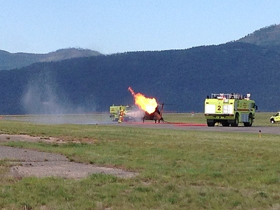 Airport Crash-Fire
