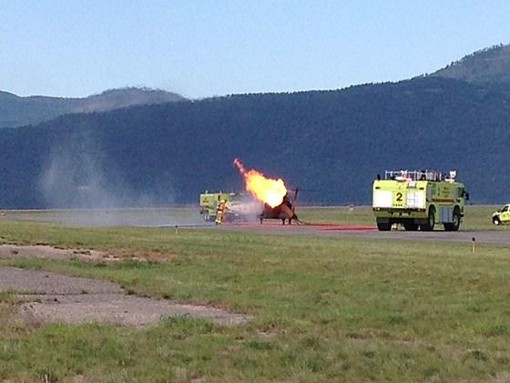Airport Crash-Fire