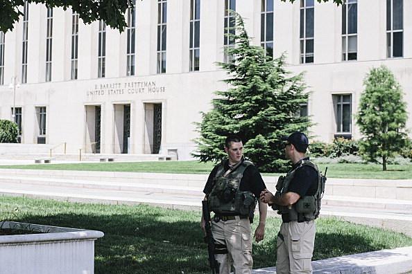 Benghazi Suspect Held In D.C. Federal Court