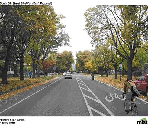 5th Street Proposed