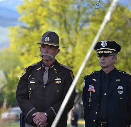 Sheriff Carl Ibsen