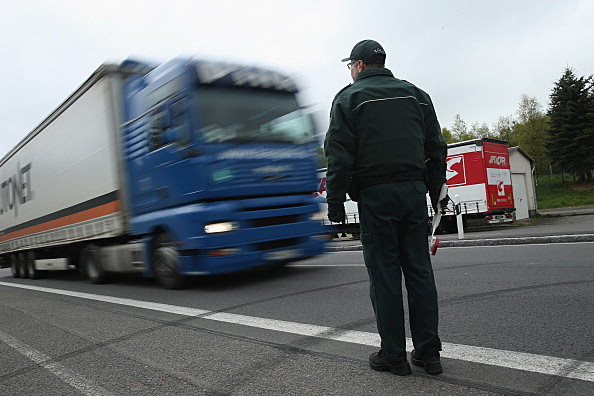 Police Battle Growing Crystal Meth Influx At Czech Border Region