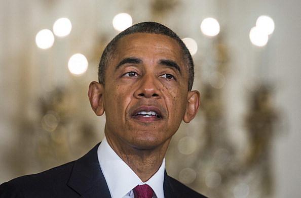 Obama Presides Over Naturalization Ceremony