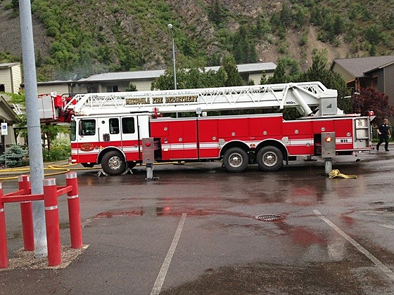 Missoula Fire Department