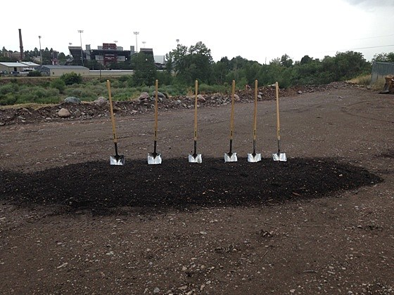 UM Missoula College Groundbreaking