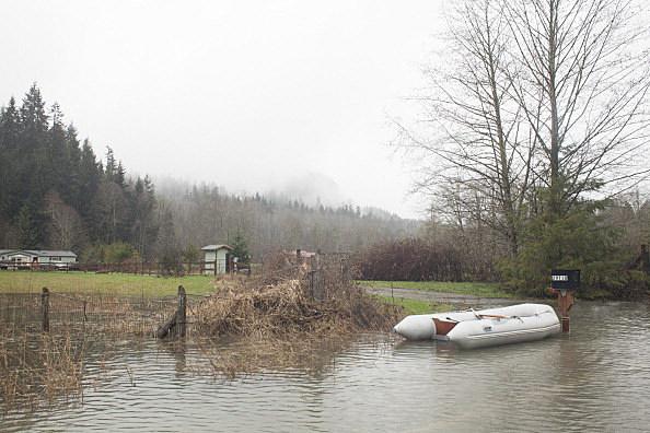 Washington Mudslides
