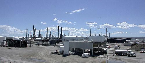 Oil Refinery in Billings