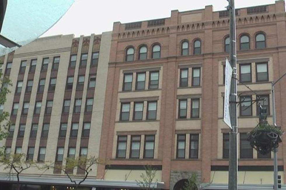 Unidentified Man Falls To His From Palace Apartments In Downtown Missoula Audio