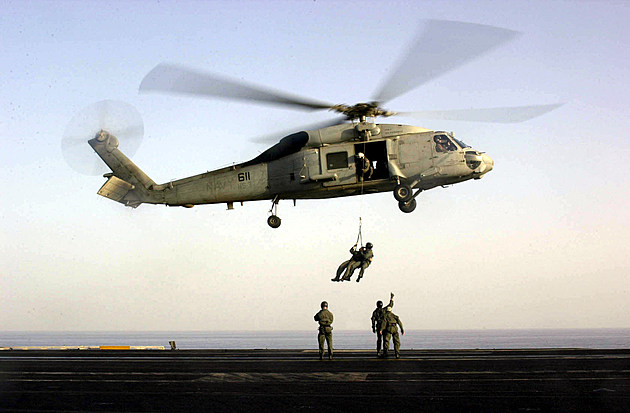 Photo courtesy of U.S. Navy/Getty Images