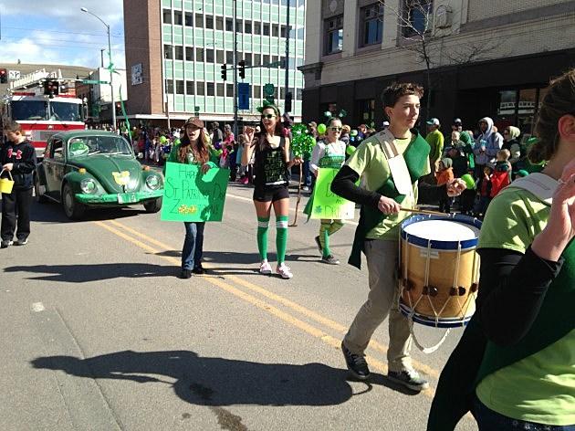 St. Patrick's Day Missoula