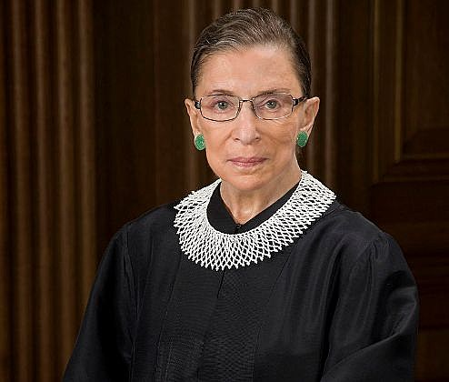 Ruth Bader Ginsburg Is Really Done Talking About Donald Trump